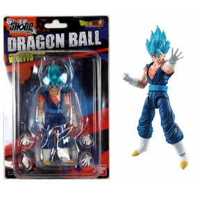 Dragon Ball Z Super Saiyan God Vegetto - Shodo Bandai
