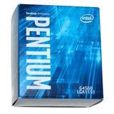 Cpu Intel Pentium Dual Core G4560 S-1151 7a Gen 3.5ghz 3mb