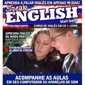 Curso De Inglês Speak English 2018 Completo