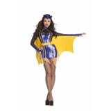Fantasia Adulta Batman Feminina