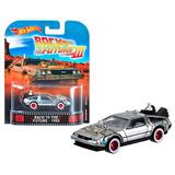 Hot Wheels Retro Back To The Future 3 Delorean 1955 1:64
