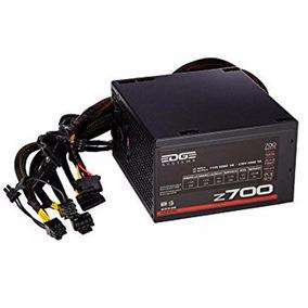 Fuente De Poder Acteck Edge Z700 700w Atx 20+4 Pines Negra
