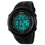 Digital Sports Watch Water Resistant Outdoor Electronic Wate