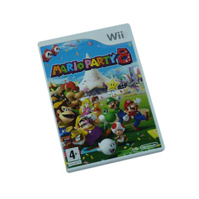 Mario Party 8 - Wii - Original - Europeu