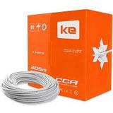Cable Utp Blanco 305m Cat E5 Miokee