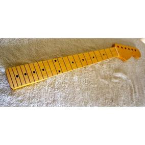 Braço Guitarra Strato Maple - Envernizado - Pronta Entrega