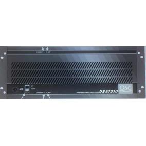 Power Amplificador Profesional Usa 1310 Qsc