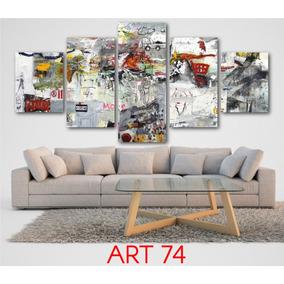 Cuadros Abstractos Modernos 2x1 Mts Decorativos Gracias
