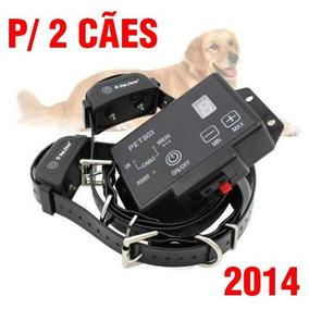 Cerca Eletrônica Invisível Adestramento Canino 2 Cães Oferta