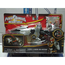 Power Rangers Megaforce Leon Lazer Blaster