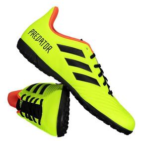 Chuteira adidas Predator Tango 18.4 Tf Society Amarela por Futfanatics 8747620d70892