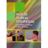 Atlas De Técnicas Osteopáticas - Nicholas - Libro