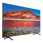 Smart Tv 4k 55 Pulgadas Samsung Un55tu7000 Crystal Hdr Cuota