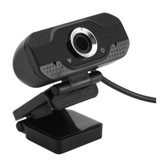 Camara Webcam Usb 1080p Conferencias Zoom Skype Meet