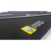 Tapete Automotivo Borracha Renault Sandero Stepway