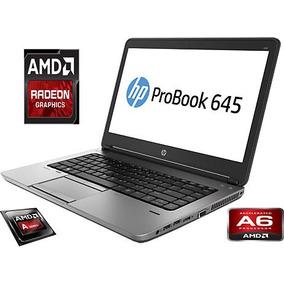 Notebook Gamer Radeon Hp Probook 645 A6 Men 8 Gb Usb 3.0