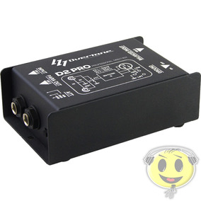 Direct Box Overtone D2 Pro Passivo D2-pro - Loja Kadu Som