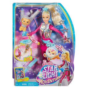 Barbie Star Light Adventure 100% Original
