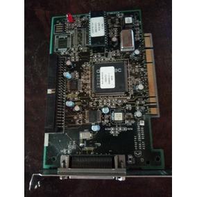 Controladora Scsi Adaptec 2940u Pci 32b 50 Pin Sop 7 Disp