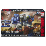 Fortress Maximus Titan Class, Transformers Titans Return
