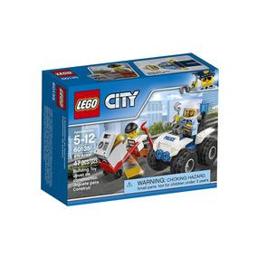 Lego City - Detenção Com Veículo Off Road - 47 Peças