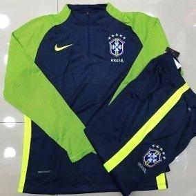 Agasalho Da Seleçao Brasileira Nike Copa Do Mundo 2018 95c18529941f4