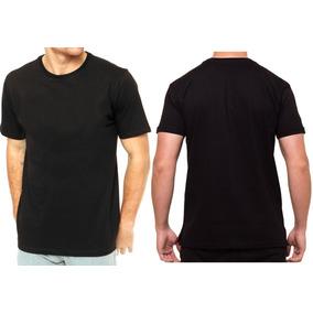Camiseta Lisa Algodão Várias Cores Com 10 Unidades Atacado f263a642bee