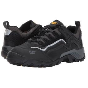 Zapatos Caterpillar Industrial Punta Acero P90841 Negro