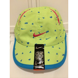 Sombrero Nike Girls Featherlight Dri-fit, 4-6x, Volt Ice