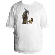 Camiseta Senhor Sr Anel Aneis Hobbit Tamanho Especial C