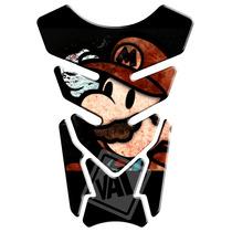 Adesivo Protetor De Tanque Nintendo Mario Bros