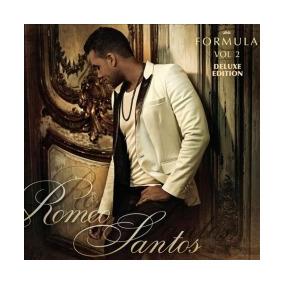 Cd Romeo Santos - Formula Vol 2 Deluxe Edition - 2014