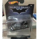 Batman Batimovil De Coleccion Dc Comics Hot Wheels Esc 1/50