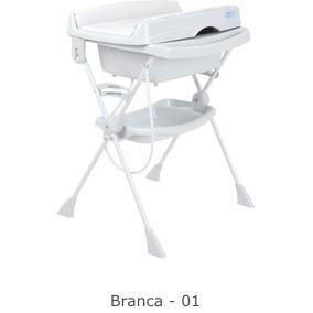 Banheira Splash Peixinhos Branca - Burigotto
