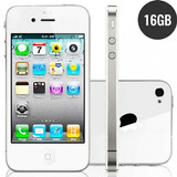 Iphone 4s 16gb , Apple Original Bom Estado 100% Preto