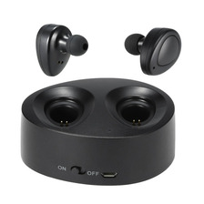 Mini Audífonos Inalámbricos Con Bluetooth V4.1 Con Micrófono