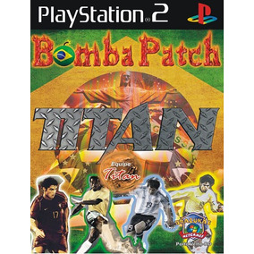 Patch Ps2 - Bomba Patch Titan 2013