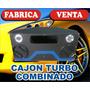 Cajon Turbo Combinado. 12