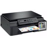 Impresora Brother Dcp-t500w (multifunsional Wifi, Inyeccion)