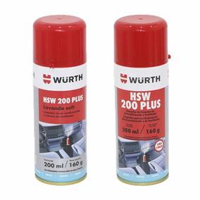 Hsw 200 Plus (granada) - Wurth Higienizador Ar 2 Unidades