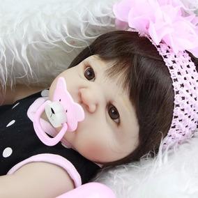 Bebê Reborn Silicone Corpo Silicone Mod.cs10