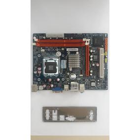 Placa Mãe Intel Lga775 Ddr3 G41t-m7 Mega 8gb Espelho