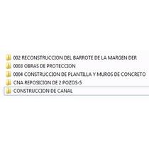 5 Bases Precios Unitarios Conagua2 Canales Y Rios Opus2014!