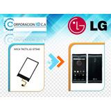 Mica Tactil Lg Gt540 100% Original Con Garantia