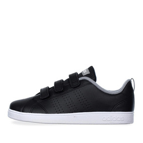 Tenis adidas Advantage K - Db1822 - Negro - Niños