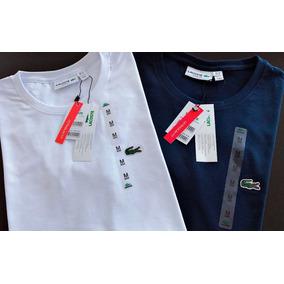 Camisetas Lacoste - Calçados, Roupas e Bolsas Branco no Mercado ... 66d0b16f2e