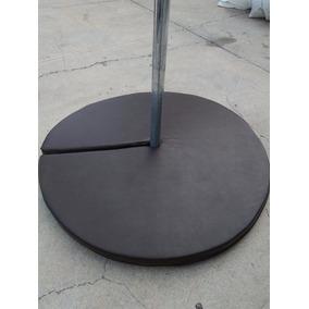 Colchoneta Para Pole Dance 1 Metro De Diametro X 8cm Grosor