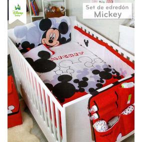 Edredón Para Cuna De Mickey Mouse en Mercado Libre México