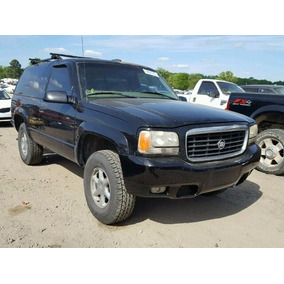 Tablero Sin Accesorios Chevrolet Tahoe 1994-1999