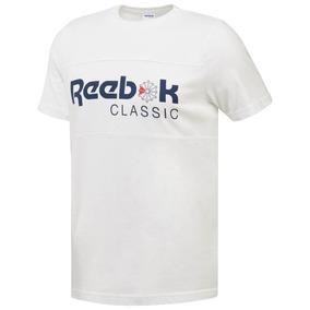 Playera Reebok Classic Hombre Logo Casual Gym Skate Original 638c61aabd76a